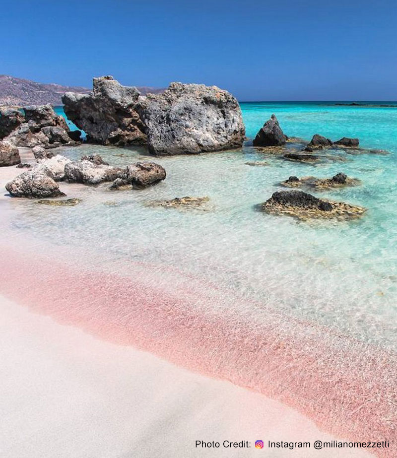 Sand Island: All About This Popular Beach On Crete
